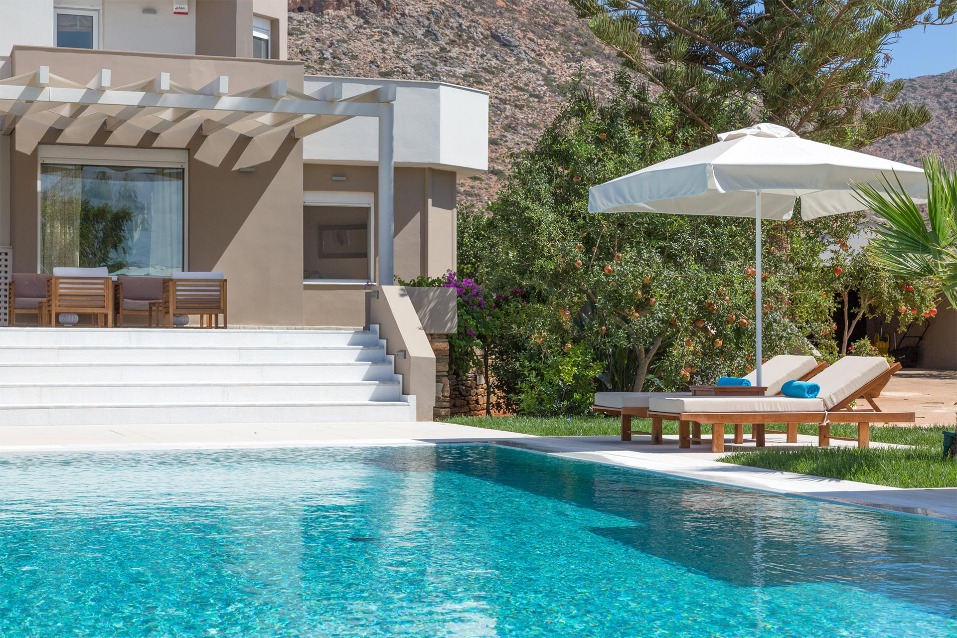 Asterion Deep Blue Villa